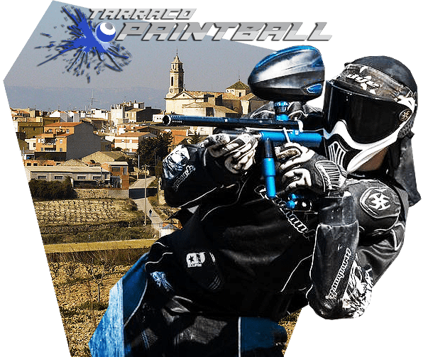 On esta Tarraco paintball a Tarragona?
